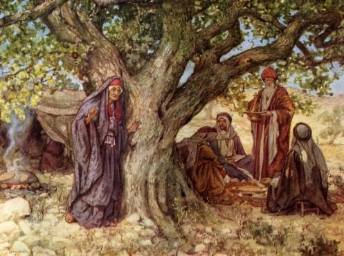Vater Abraham Hatte Sieben Söhne